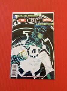 JUSTICE-LEAGUE-DARKSEID-WAR-1-Green-Lantern-Special-Near-Mint-FRee-Shipping