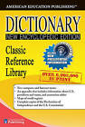 American Education Publishing Dictionary by American Education Publishing (Paperback / softback, 2003)