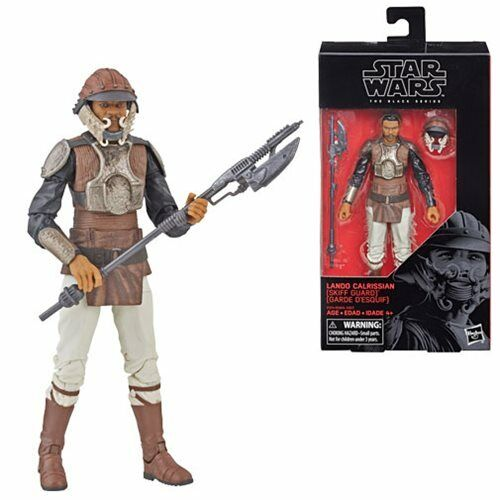 Star Wars Black Series Lando Calrissian Skiff 6-Inch Action Figure