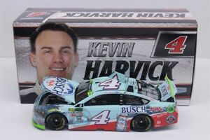 KEVIN-HARVICK-4-2017-BUSCH-NA-1-24-SCALE-NEW-IN-STOCK-FREE-SHIPPING