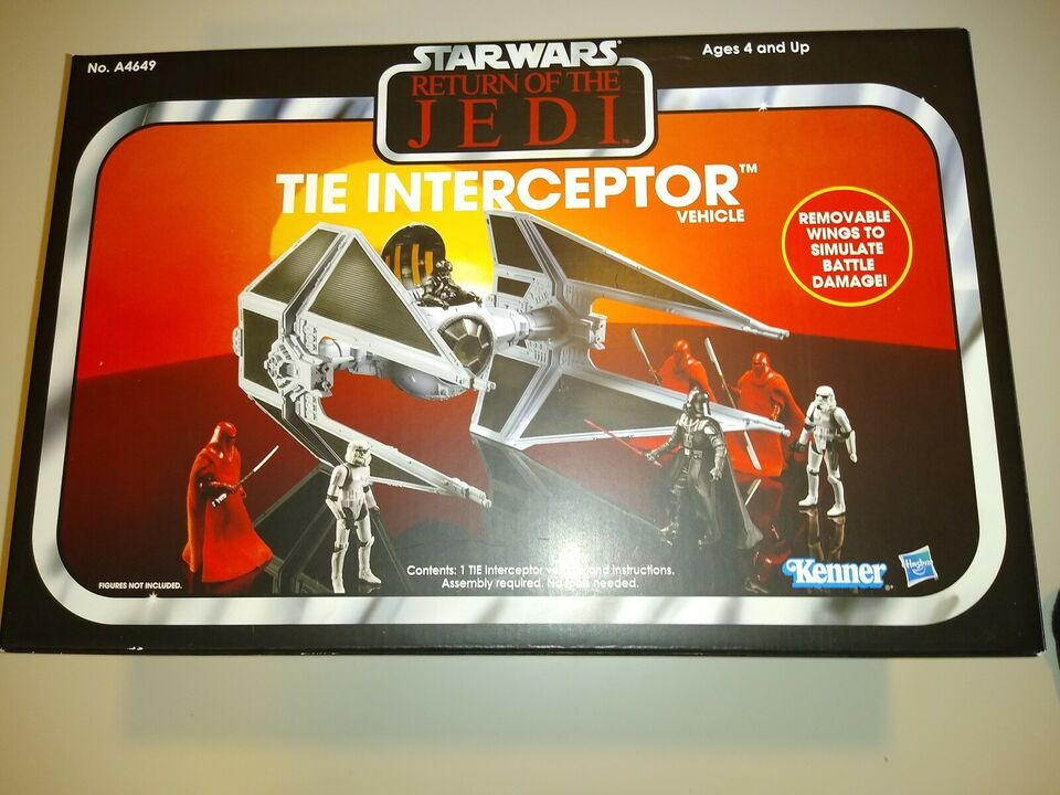 Star Wars TIE Fighter, Hasbro