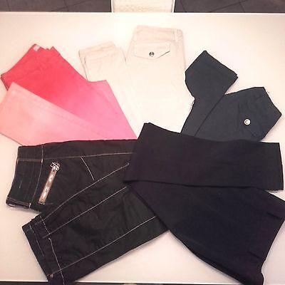 Combo Lotto Stock Pantaloni Donna Taglia 40 Pantalone Sportivo Elegante Casual