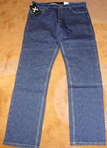 1 of 1 - Hornee Jeans Blue SA-M8 Motorcycle Jeans Size 26