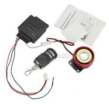 12V Motorized Safety Alarm for Suzuki GSX GSXR 600 750 1100 1300 Hayabusa