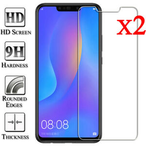 2Pcs-Tempered-Glass-Screen-Protector-For-Huawei-P-Smart-P9-P10-P20-Pro-P30-Lite