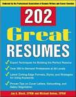 202 Great Resumes by Michael Betrus, J.A. Block (Paperback, 2004)