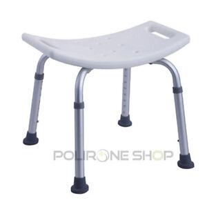 Kos sgabello sedia per doccia bagno anziani disabili bambini sedile vasca da x ebay - Sedia per vasca da bagno ...