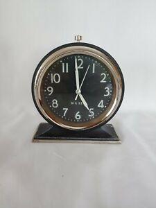 Big-Ben-Vintage-Design-Metal-Case-Alarm-Clock-used-and-tested