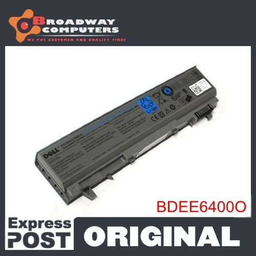 Original Battery For Dell Latitude E6400 E6410 E6500 E6510 PT434 PT435 PT436