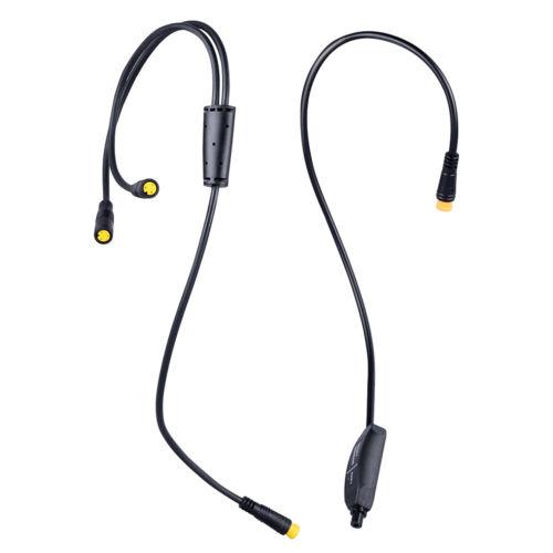 Shift Sensor 1T2 Y Cable for Bafang E-Bike BBS BBSHD Mid Drive Motor Gear Sensor