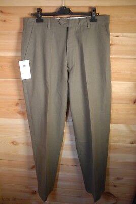 Kleidung & Accessoires Hosen Bnwt Men's Moleskin Country Flat Fronted Straight Cut Trousers By Aldon 34s Seien Sie Freundlich Im Gebrauch