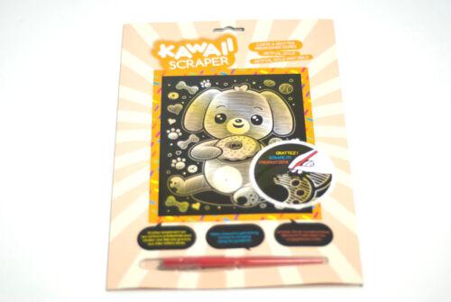 Kawaii Scraper Foil complete range