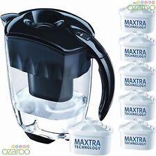 BRITA Elemaris Frigo 3,5 L XL Casa Filtro Per Brocca Dell'acqua con 6 MAXTRA
