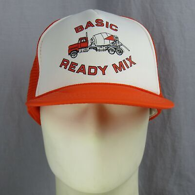 Marchio Di Tendenza Vintage Basic Ready Mix Cemento Mixer Semi Camion Heavy Equipment Nevada