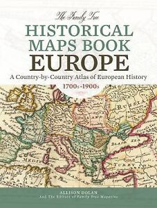 The family tree historical maps book europe a country by country stock photo gumiabroncs Choice Image