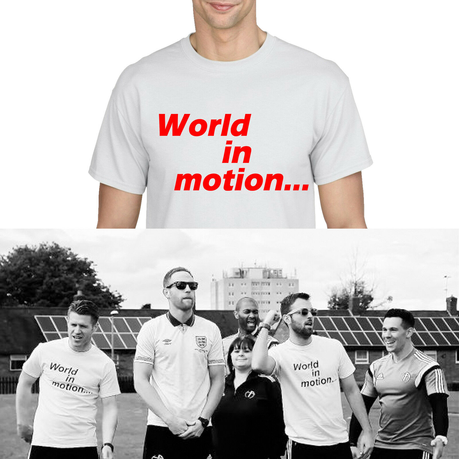 World in motion 1990 Angleterre chanson culte culte culte Ordre Nouveau Football shirt Barnes 890 49bf5a