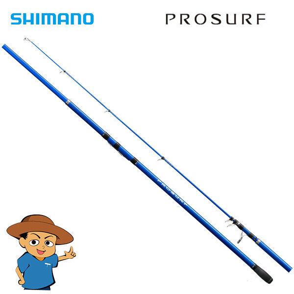 Shimano 415DXT Pesca Varilla Telescópica Spinning prosurf Modelo 2018