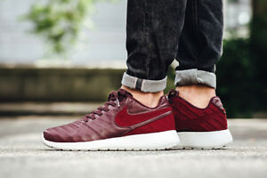 Mens-Nike-Roshe-Tiempo-VI-QS-Trainers-Shoes-Limited-Ed-853535-600-UK-7-Eur-41