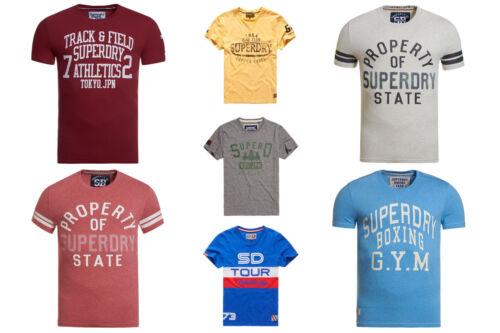 Superdry Herren T-Shirts