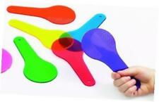 Learning Resources Color Paddles Set of 6 for Special Needs Autism Kids - LD