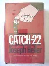 CATCH-22 by JOSEPH HELLER 1ST MODERN LIBRARY HARDCOVER w/ JACKET NOVEL SATIRE