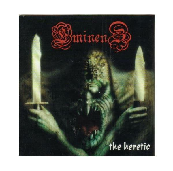 Eminenz ‎– The Heretic - Lethal Records  ‎– LRC 24 - CD -  Album 1996