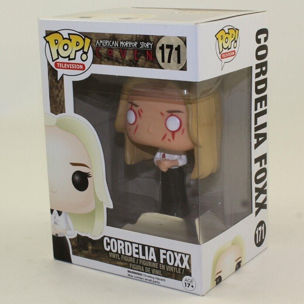 Funko Pop  figura De American Horror Story TEMPORADA 3-Cordelia Foxx (cicatrices)  171