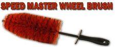 Speedmaster Wheel Cleaning Brush Full Size Corvette Porsche Audi BMW