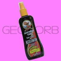Jwoww Jwow Dark Instant Sunless Spray Tan Tanning Lotion Australian Gold Jersey Personal Care