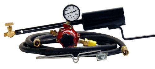 Torch Burner Assembly for MA10 Melter Crack Filling Regulator 6/' Hose Striker