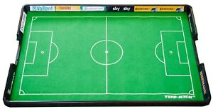 TIPP-KICK CUP Ersatz Reserve Spielfeld 108 x 71 cm mit Bande Filz Tip Kick