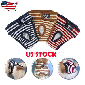 Pet-Dog-Physiological-Pants-Diaper-Panties-Underwear-For-Female-Puppy-Washable