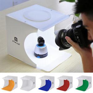 Studio-Photo-Photography-Light-Portable-Box-Lighting-Tent-Kit-Mini-Backdrop
