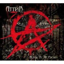 ATTIKA 7 - BLOOD OF MY ENEMIES  CD ++++++++++13 TRACKS+++++++NEU