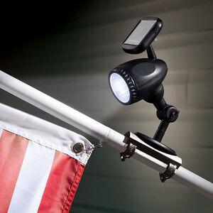 Solar Ed Attachable Flag Pole