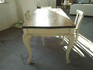 Tavolo Chippendale Bianco.Dettagli Su Tavolo Chippendale Anni 40