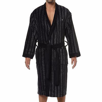1df74e0975ca Mens bathrobe HOM Origins K-Royal dressing gown shawl Robes