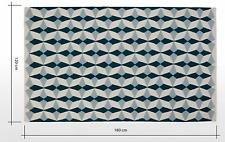 Etruria flat weave rug geometric www.made.com