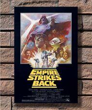 "THE GOONIES Silk Fabric Movie Poster 24/""x36/"" 11/""x17/"" Rare"