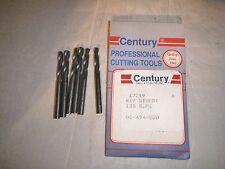 Century #19 Stubby Machine Screw Drill Bits USA