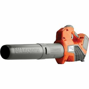 Husqvarna 40 Volt Cordless Blower - 412 CFM, 4Ah Battery, Model# 320ib