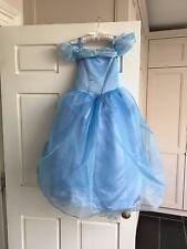 Disney Cinderella Dress Age 7-8