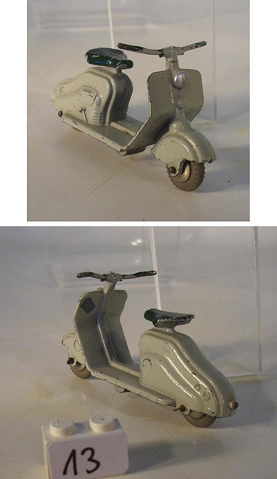 Âge scooter scooter métal longueur 6cm  013