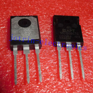 2-PCS-APT30D100BCTG-TO-247-DIODE-SWITCHING-1KV-30A