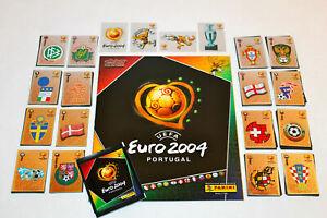 Panini-EM-2004-10-Sticker-aus-fast-allen-aussuchen-choose-pick-Euro-04-Portugal