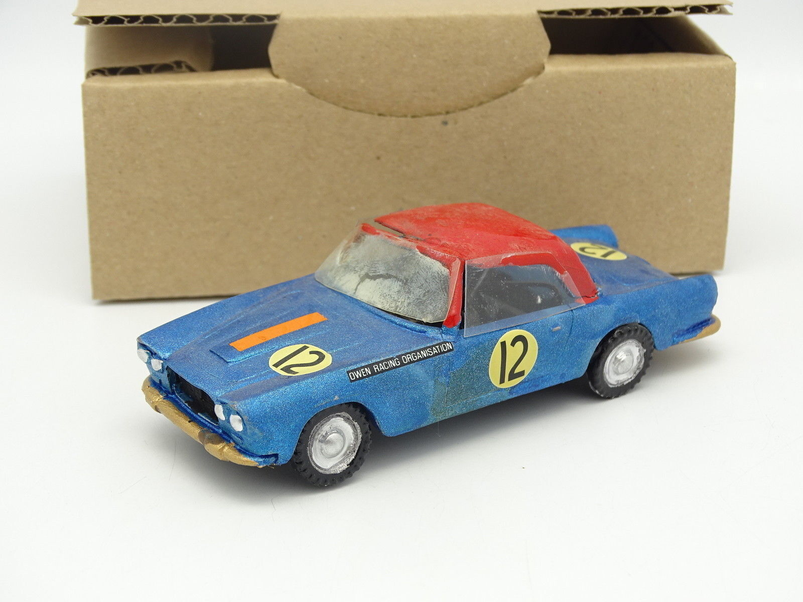 Kit Metal Assembled SB 1 43 - Lancia Flaminia Touring Coupe
