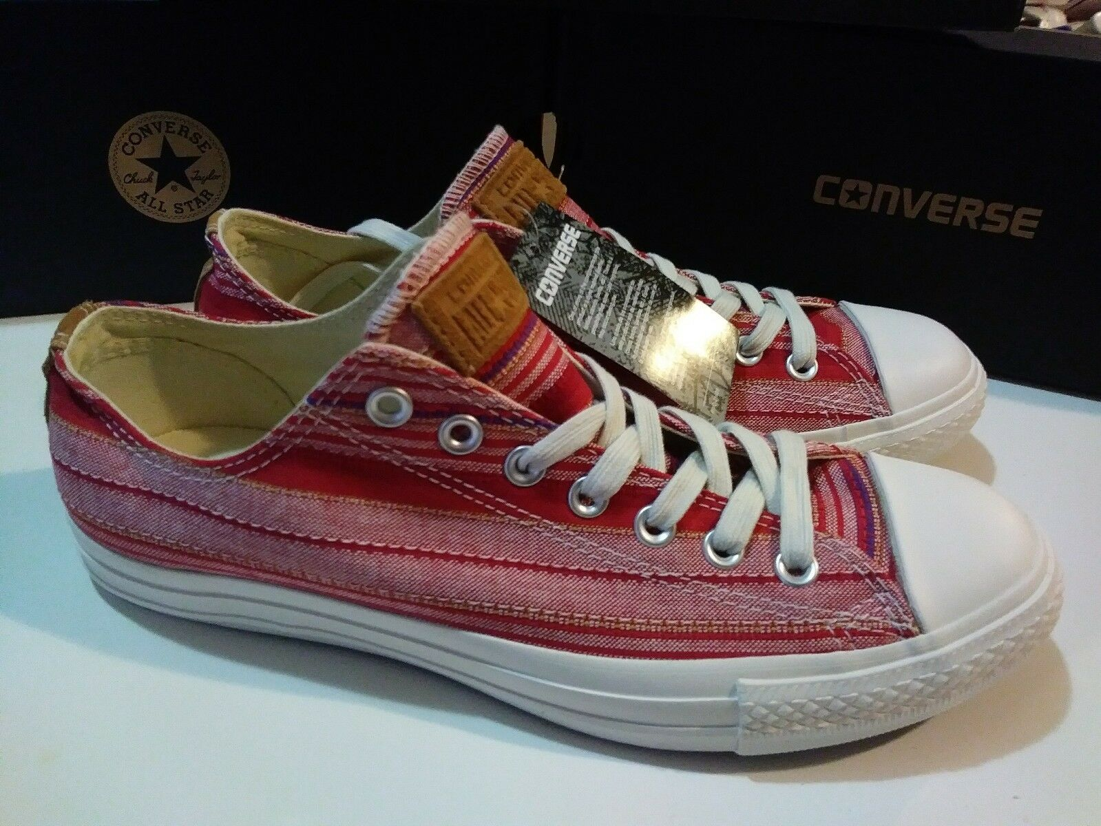Converse CT OX Converse Red Uomo's Shoe size 11.5
