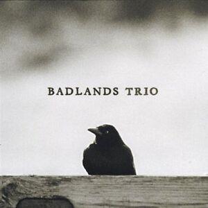 Badlands-Trio-Badlands-Trio-CD-Digipak-NEW-SEALED-SPEEDYPOST