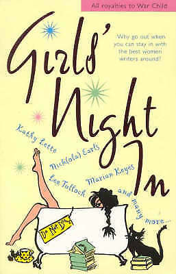 1 of 1 - Girls' Night in by Jessica Adams, Chris Manby, Fiona Walker (Paperback, 2000)