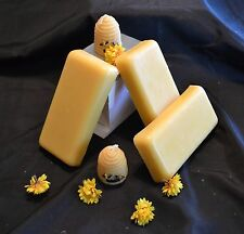 3 each, 1 lb. U.S. Filtered Beeswax Blocks